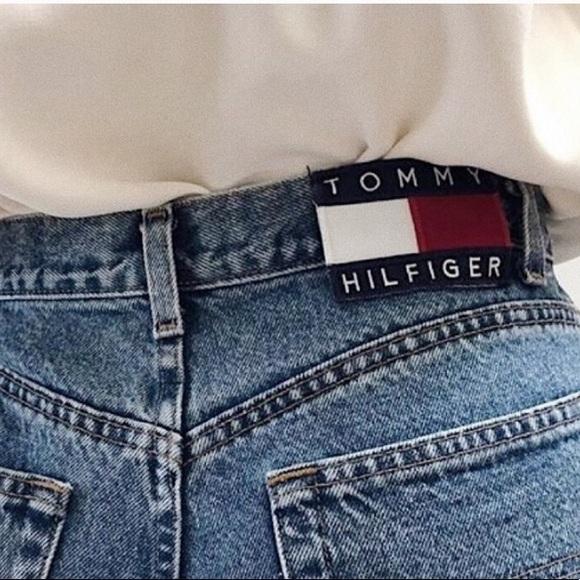 Tommy Hilfiger Denim - NWT Vintage Tommy Hilfiger High Waisted Jeans